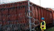 Ungarn zieht Stacheldraht an der Grenze zu Kroatien