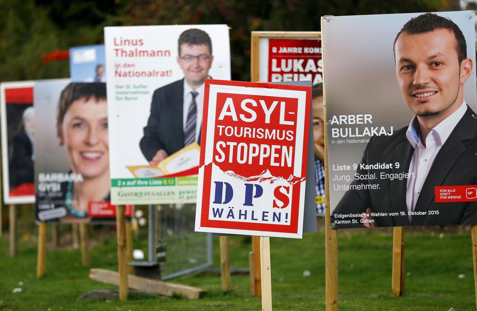 Wahl-Schweiz