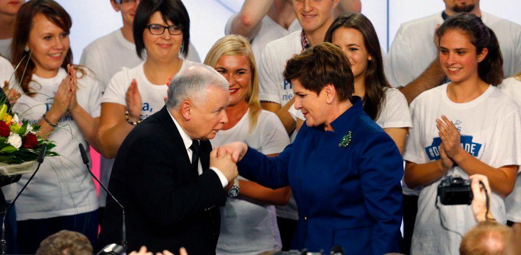 Polen-Wahlen-Reuters- -Pawel-Kopczynski