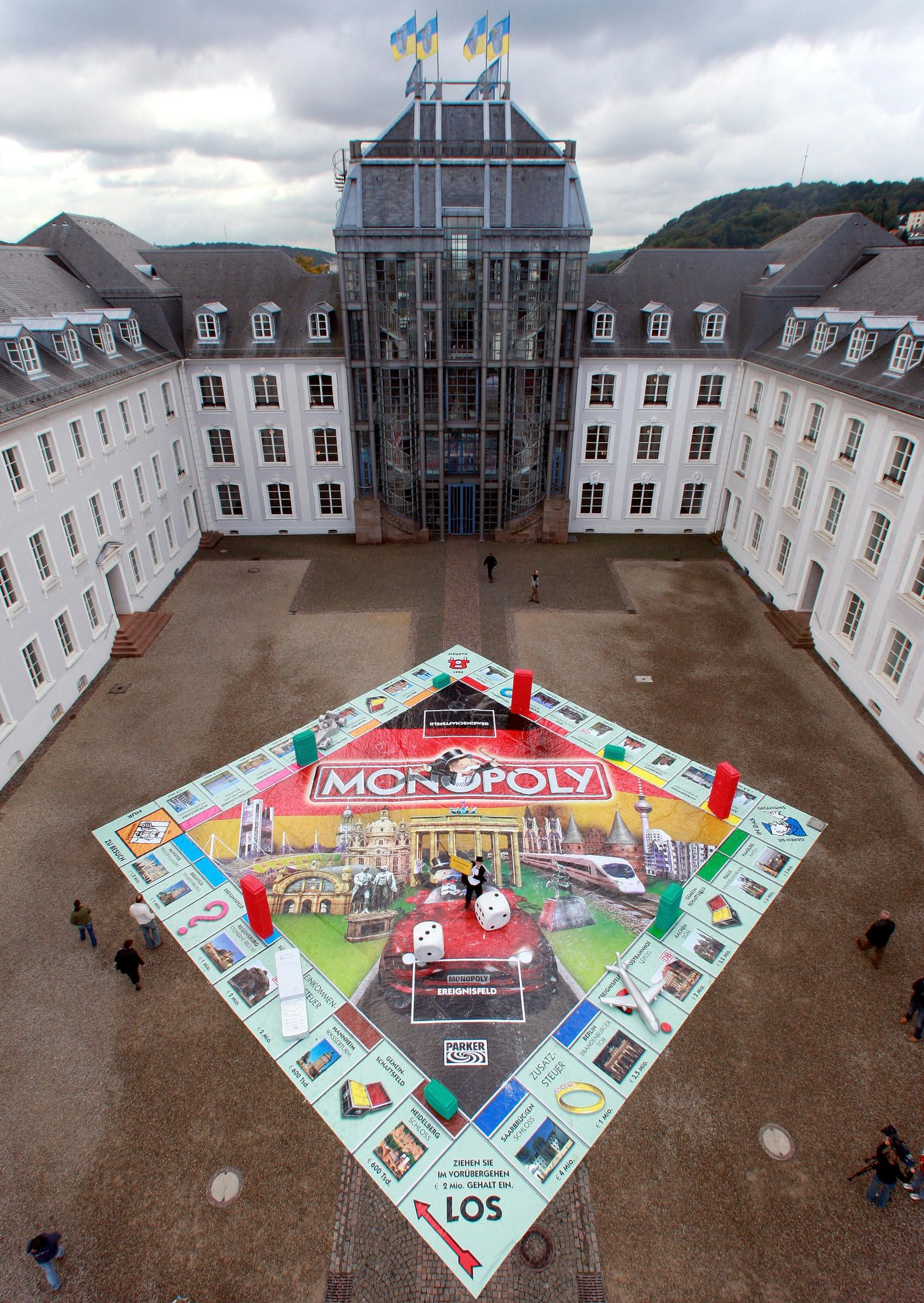 Monopoly Saarbrücken