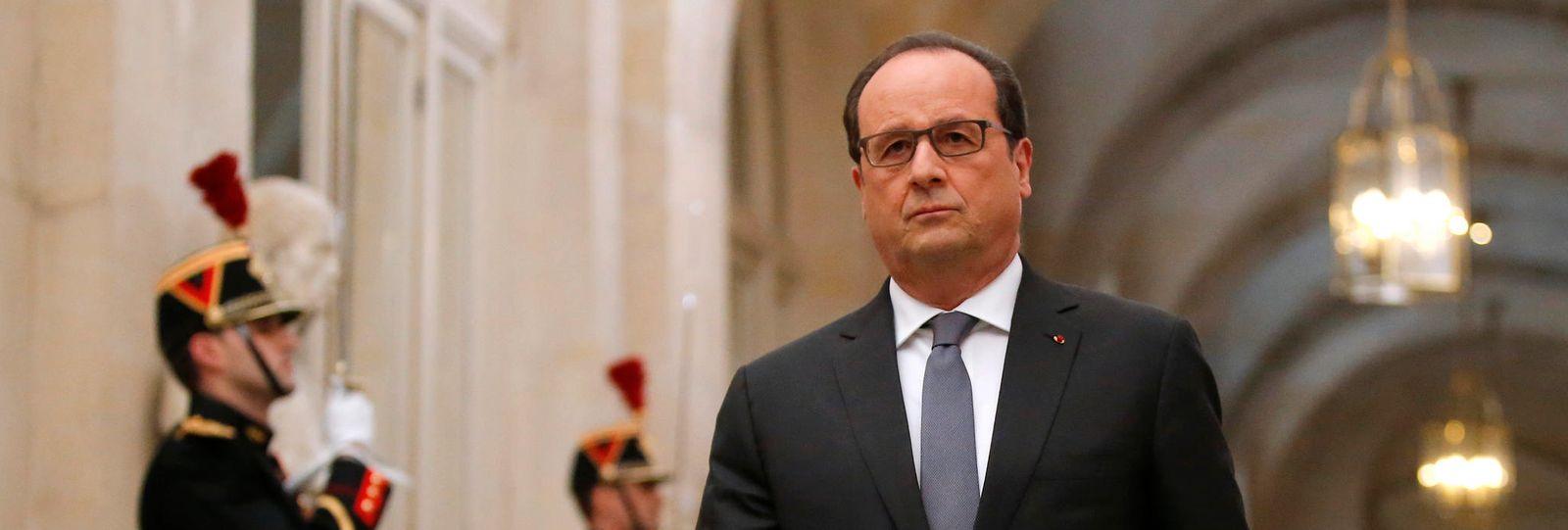 Hollande Frankreich