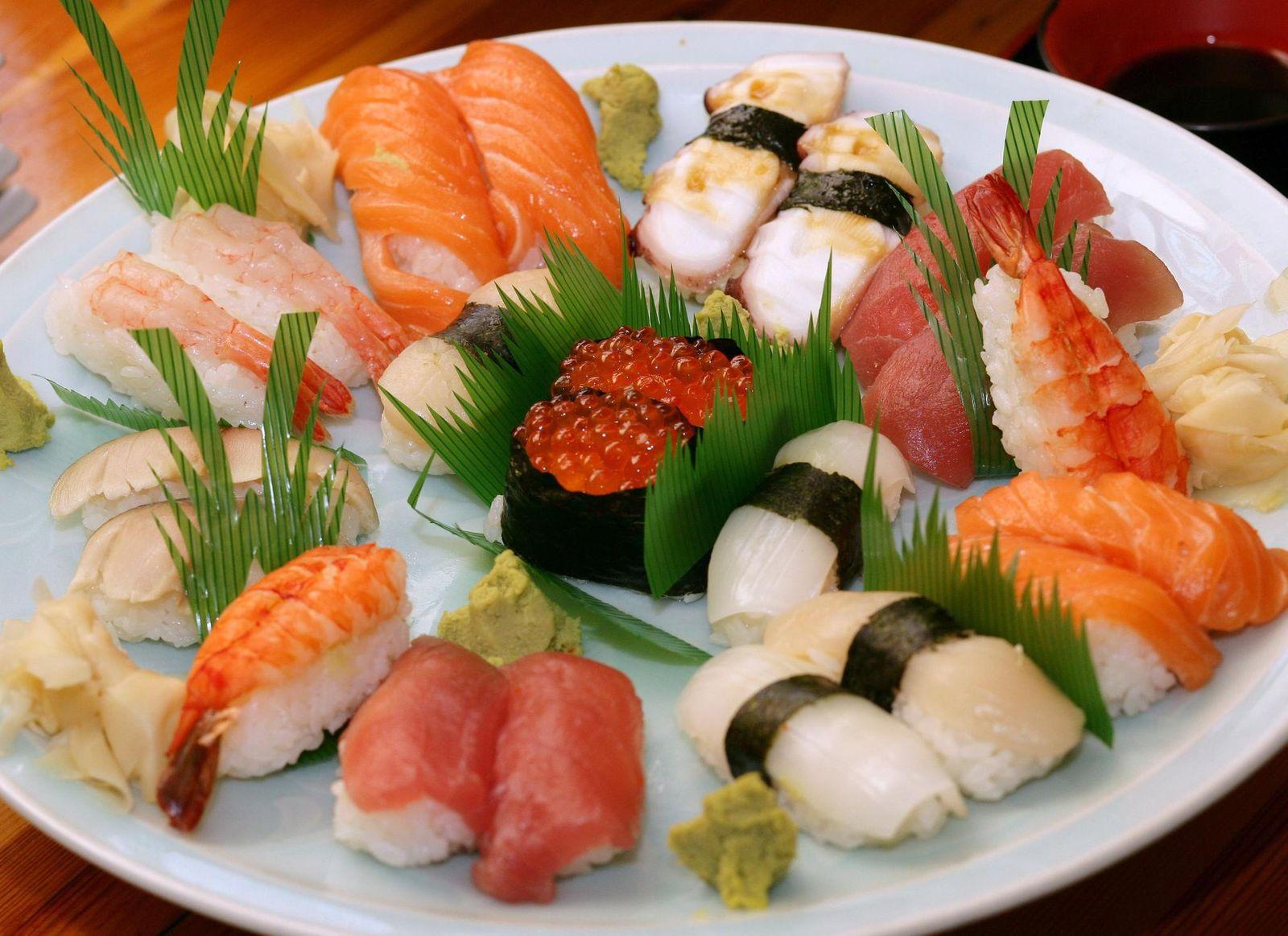 sushi-dpa-Jens-Kalaene