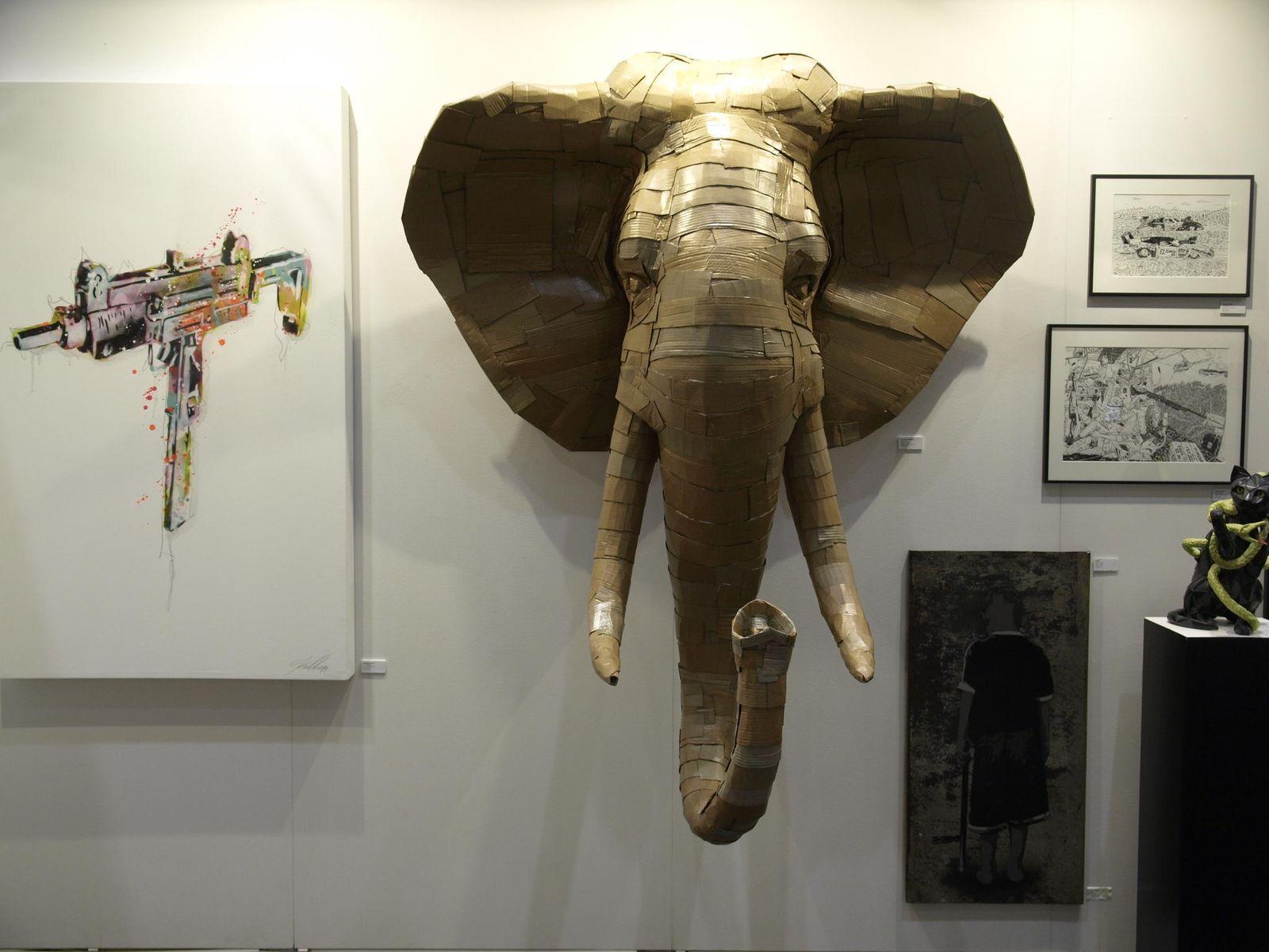 affenfaust-Galerie