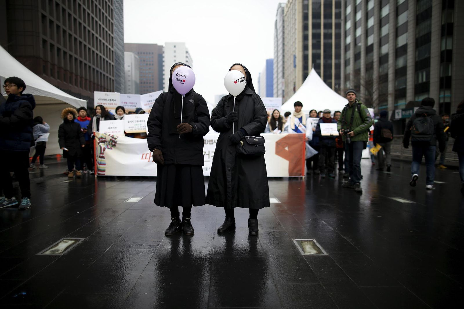 Climate-March-Seoul-2