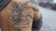 """""""Mein Tattoo gibt mir Hoffnung"""""""
