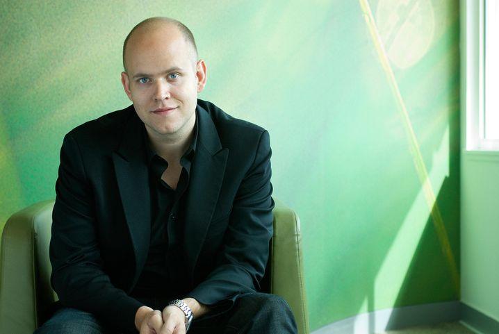 Das undatierte Firmenhandout des Internet-Musik-Diensts Spotify zeigt denFirmengründer Daniel Ek. Das Unternehmen teilte mit, dass Spotify nach Deutschland kommt. Foto: Spotify dpa Achtung Redaktionen: Nur zur redaktionellen Verwendung im Zusammenhang mit dem bericht über Spotify - zu dpa 0534 vom 12.03.2012) +++(c) dpa - Bildfunk+++