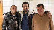Was passiert, wenn man ein Flüchtlingsheim mit einem Restaurant verwechselt