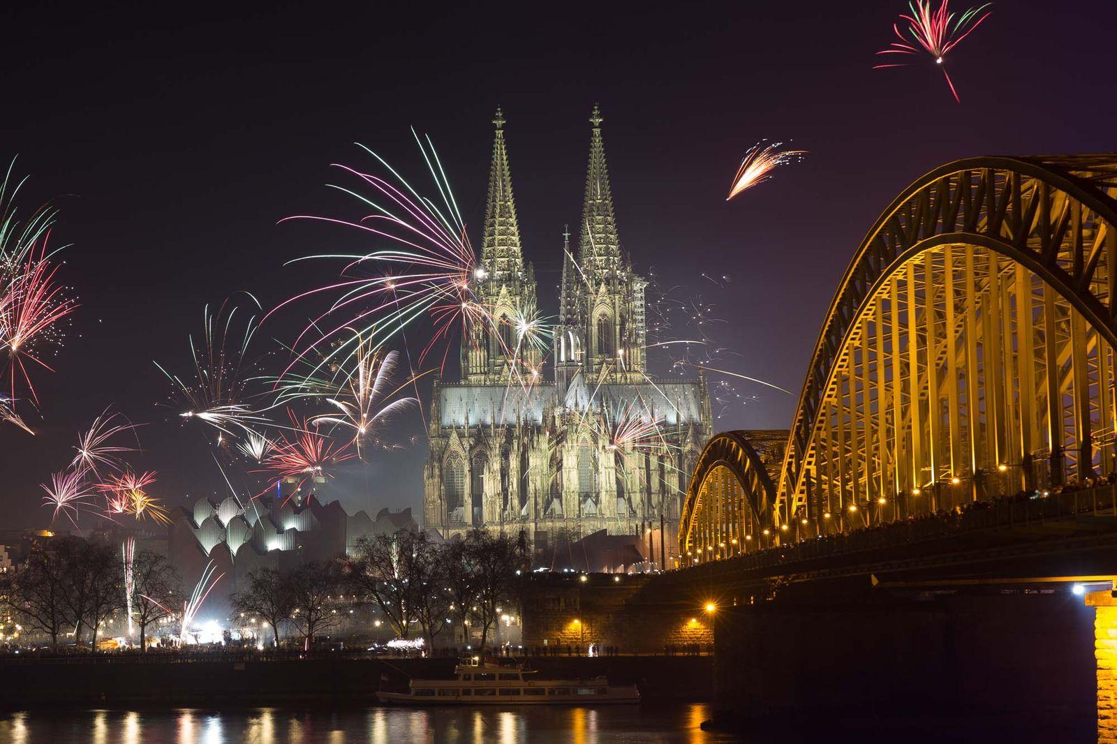 Köln / Silvester / Neujahr
