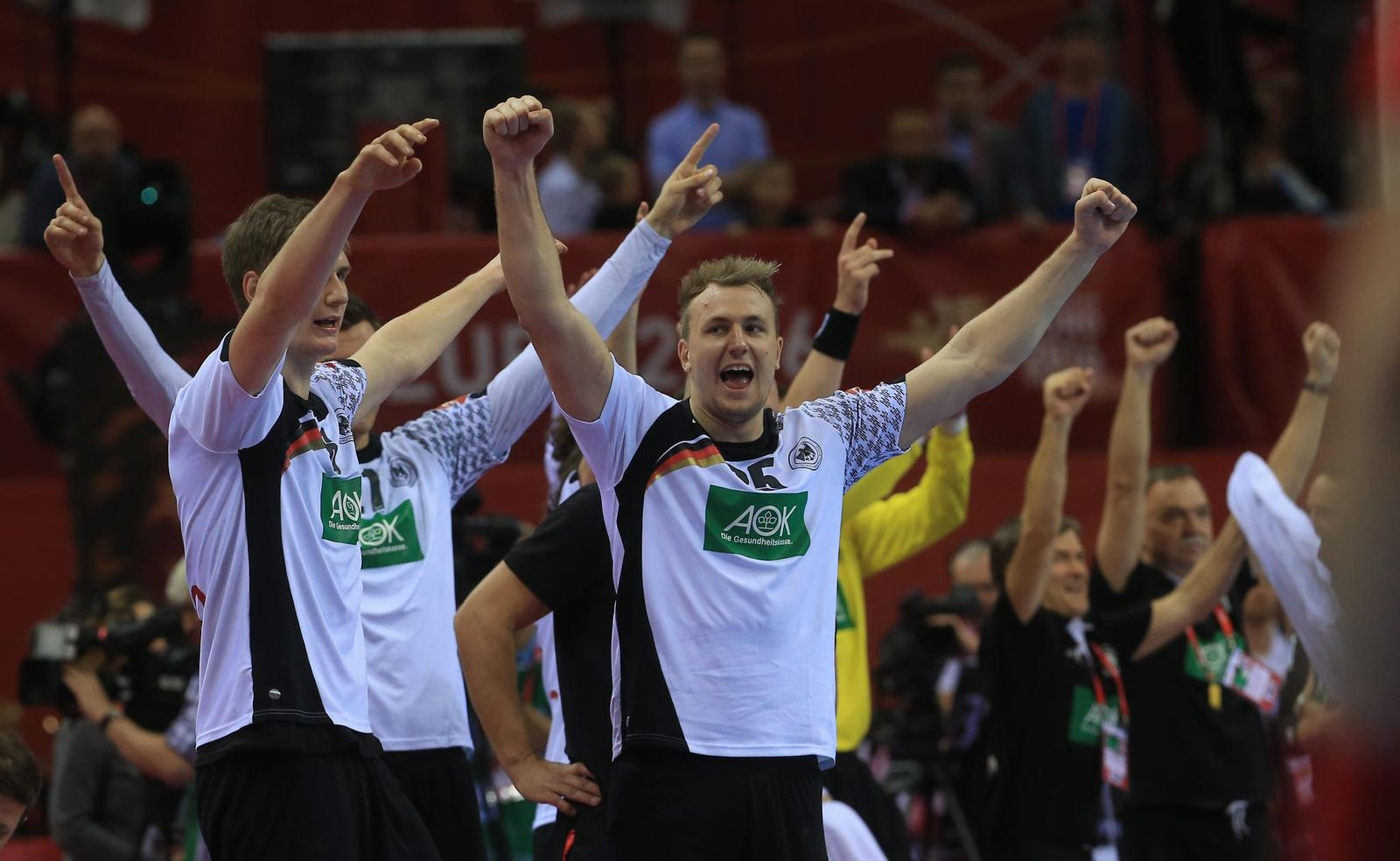 Handball Europameister dpa