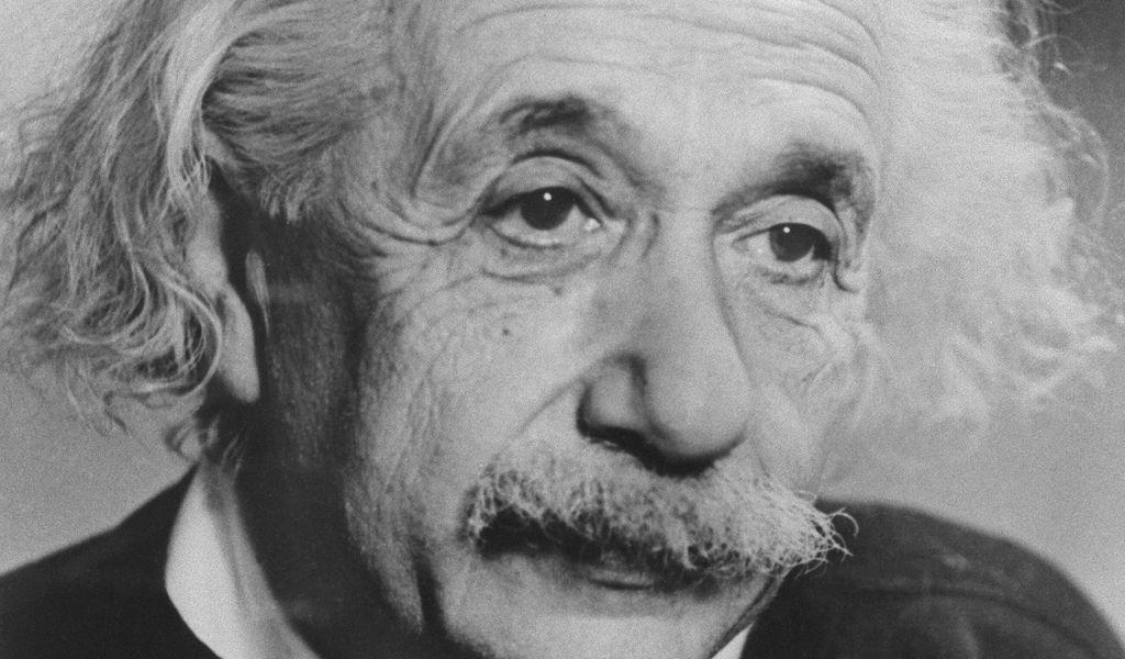 Albert Einstein Dpa