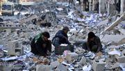 Vier Gründe, warum es in Syrien so schnell keine Waffenruhe geben wird