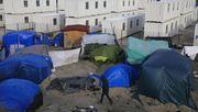 """Ein Teil des """"Dschungel von Calais"""" soll geräumt werden"""