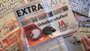 Abstimmung in der Schweiz: Sollen kriminelle Ausländer bald ausgewiesen werden?