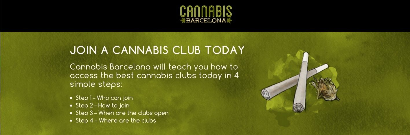 Cannabis Club Barcelona Screenshot