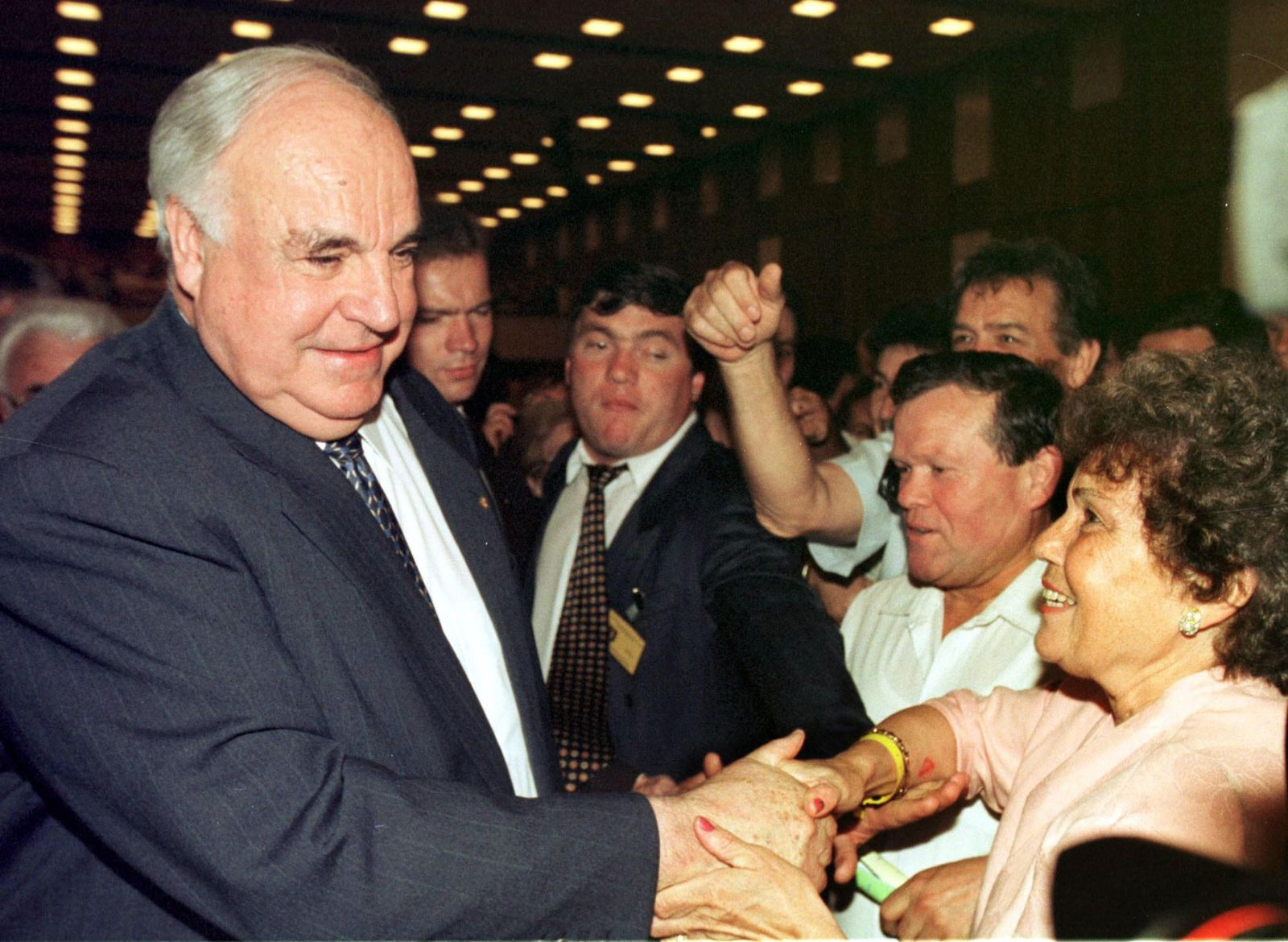 Helmut Kohl Dpa