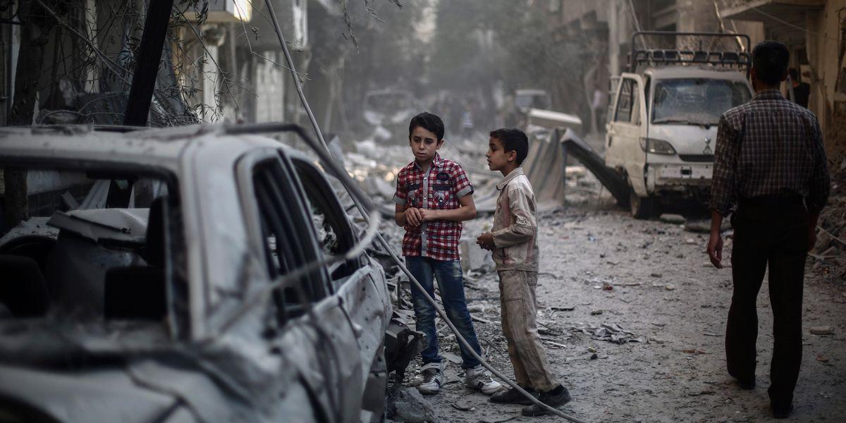 Syrien Armut Dpa Mohammedbadra
