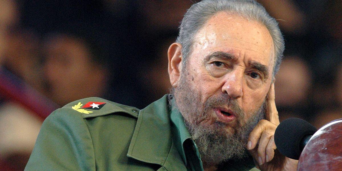 Kuba Aufmacher Castro Epa Efe