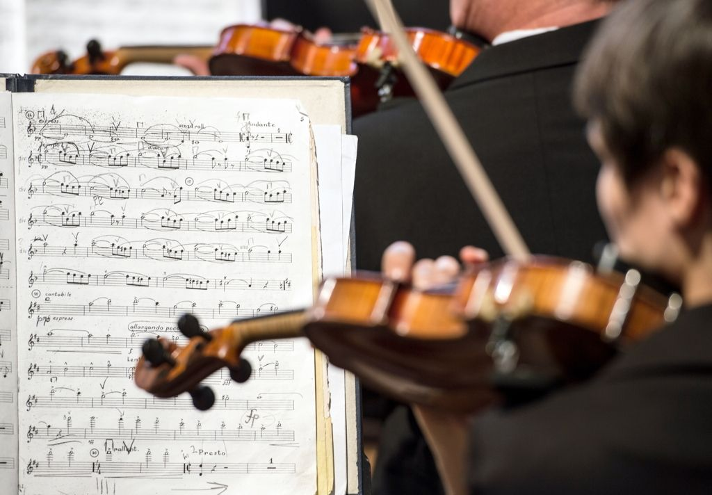 Orchester Dpa Patrick Pleul