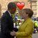Obama und Merkel: Verliebt in Hannover