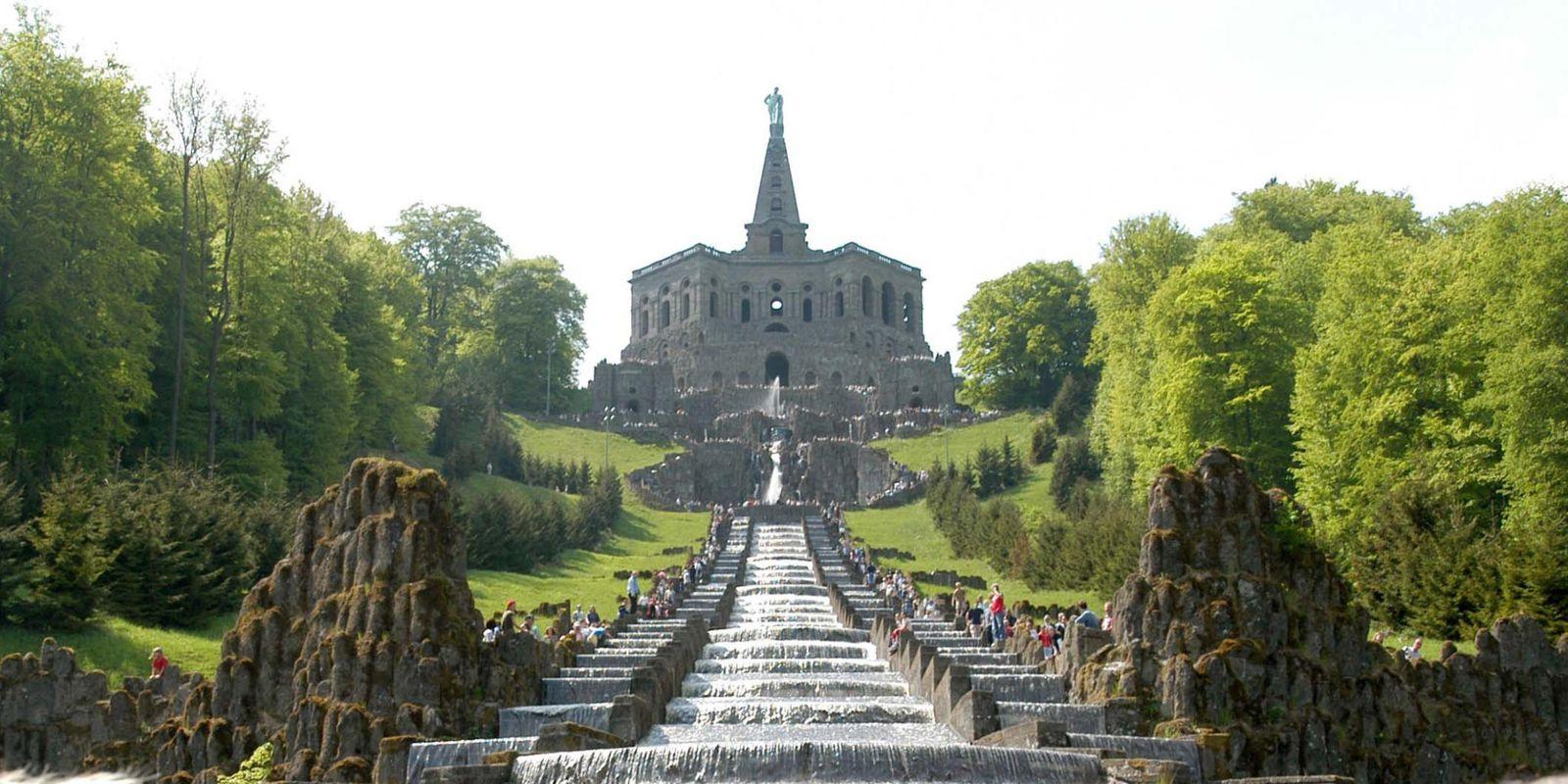 Kassel Herkules Dpa Uwe Zucchi 2