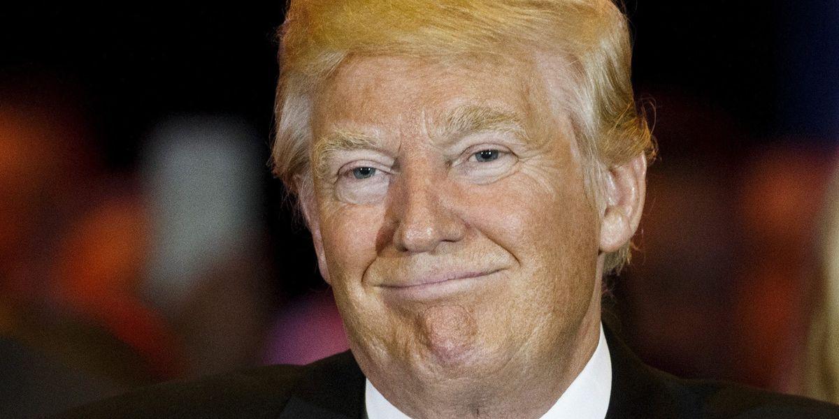 Trump Indiana Dpa