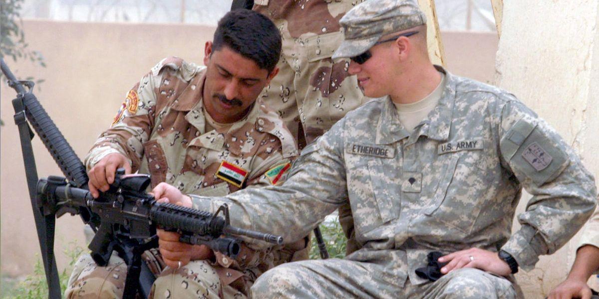 Us Soldat Irak Epa Alaa Al Shemaree