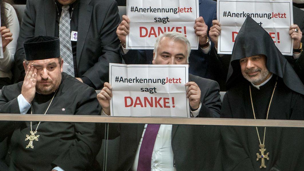 Bundestag Armenien Völkermord