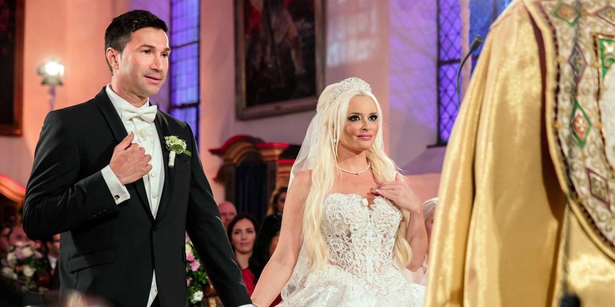 Katzenberger Hochzeit Dpa Rtl Eins