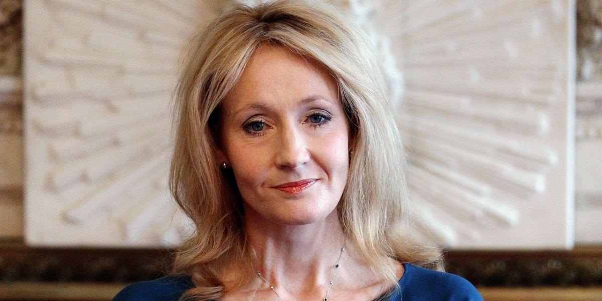 J K Rowling Dpa