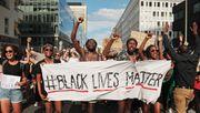 """""""Rest in Power"""" – Junge Berliner demonstrieren gegen Polizeigewalt"""