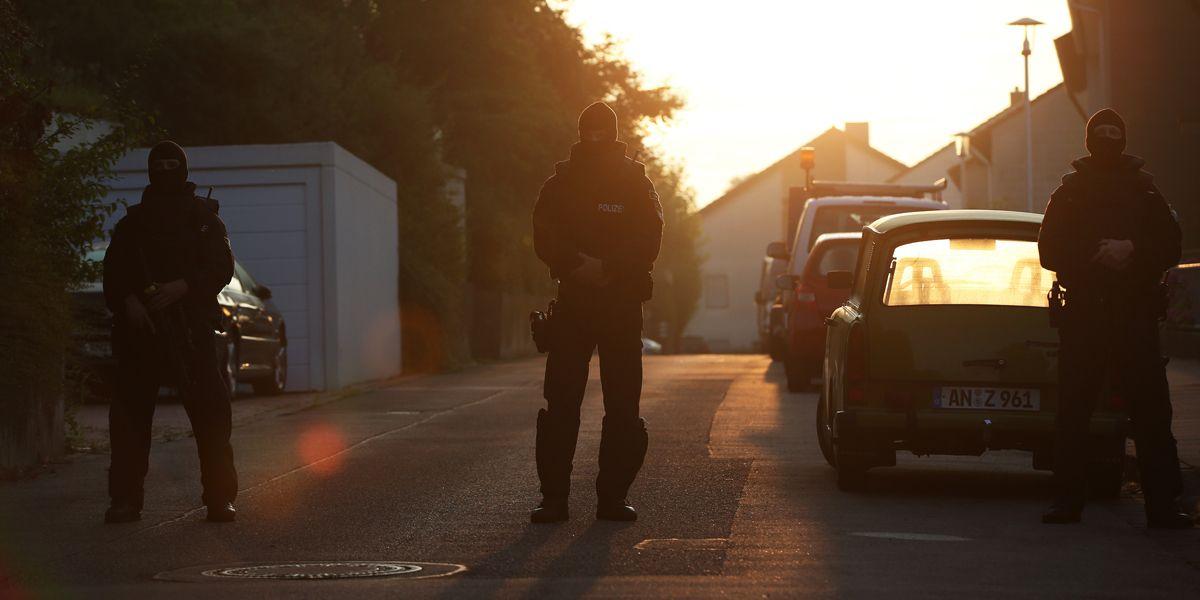 Anschlag Ansbach Dpa Karmann