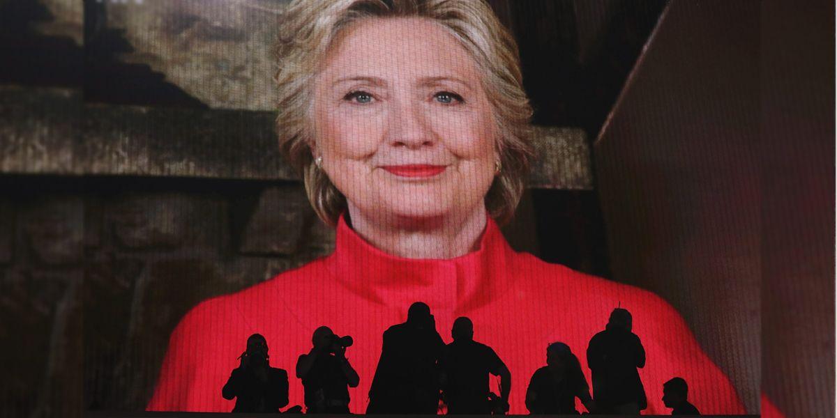 Clinton Nominierung Dpa