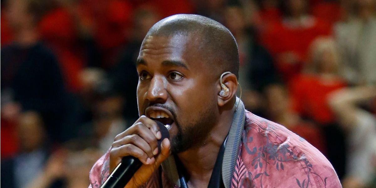 Kanye West Dpa Kamil Krzaczynski