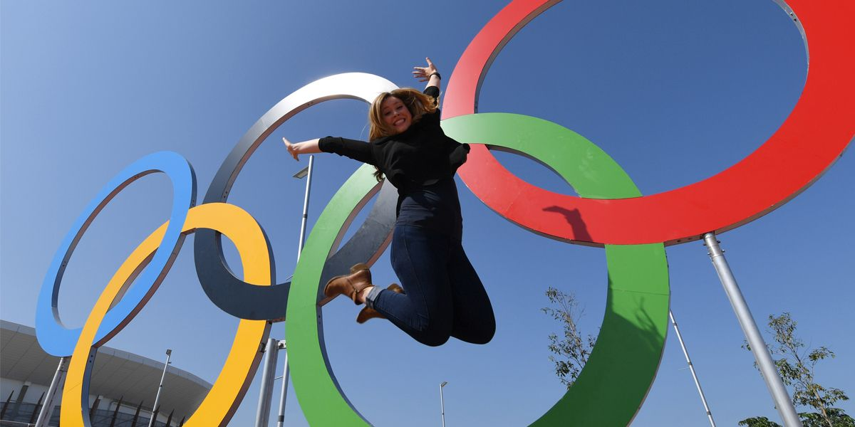 Olympia Frauen Ringe Dpa