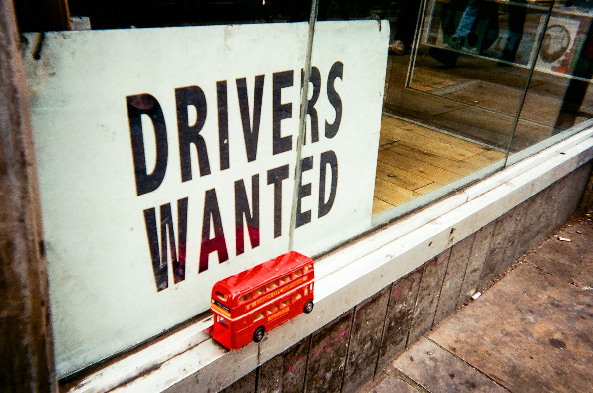 Drivers Wanted Mylondon
