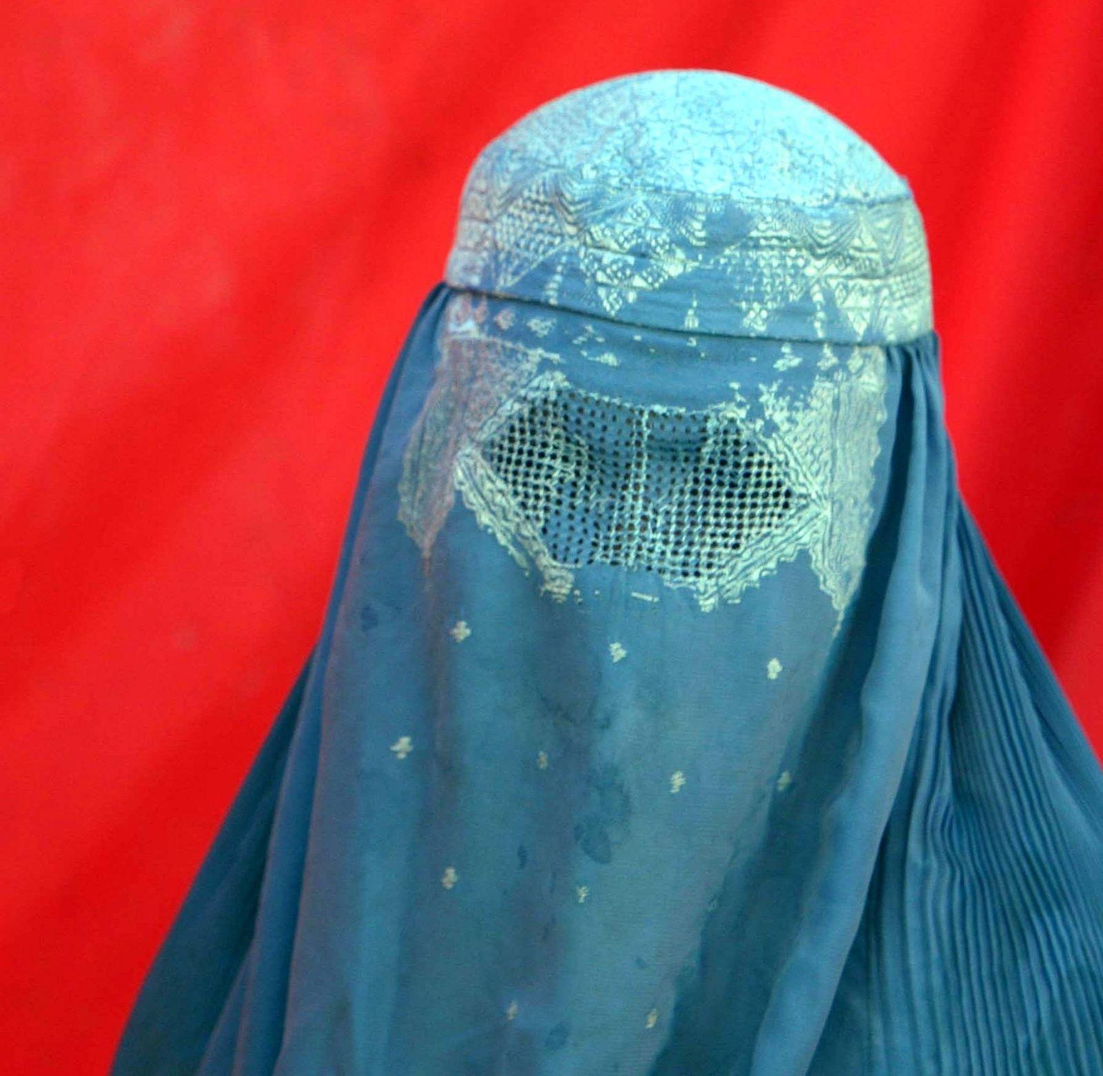 Burka Dpa