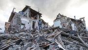 Mindestens 247 Tote nach schwerem Erdbeben in Italien