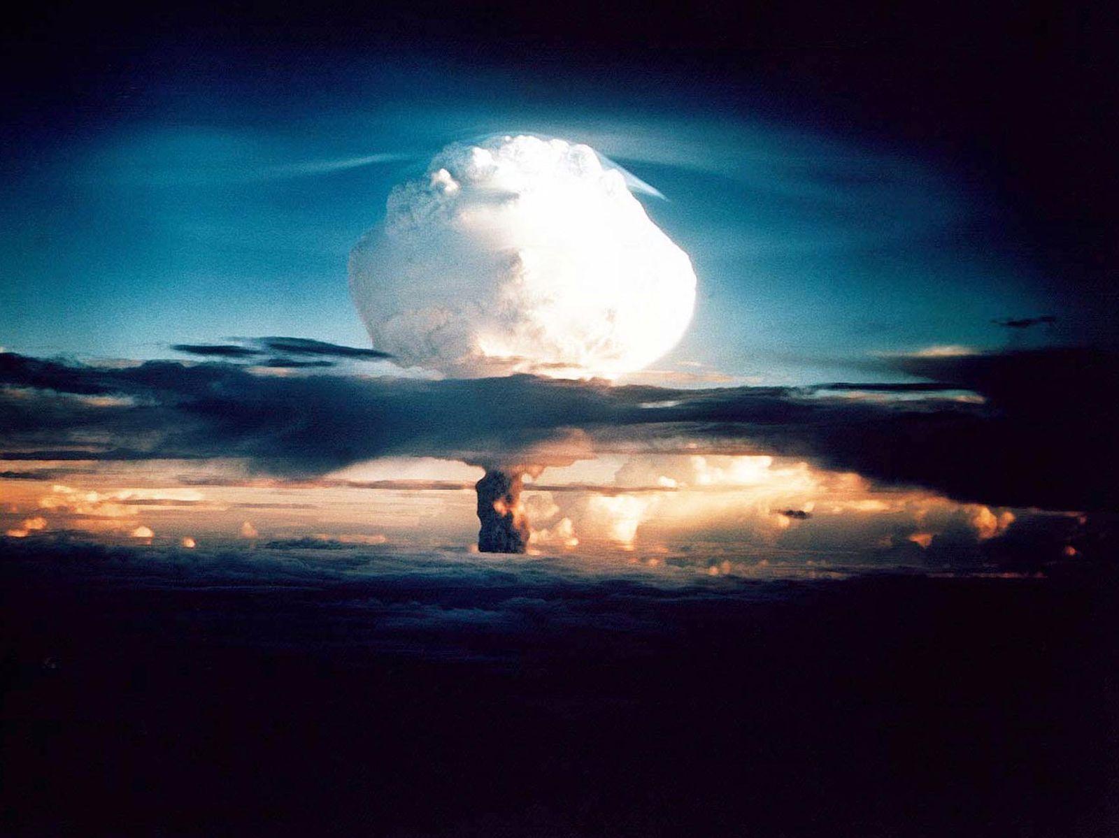 Atom Waffe