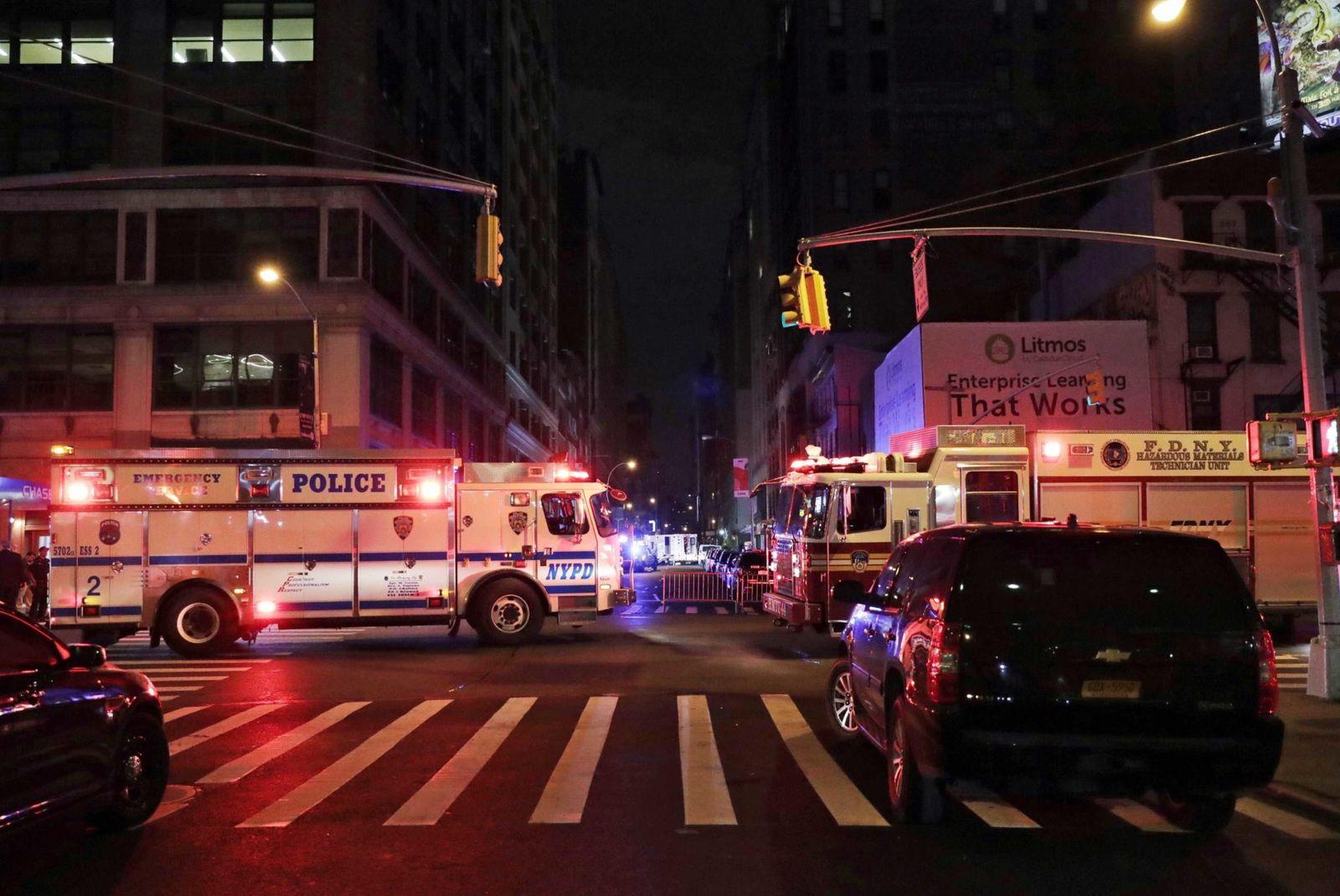 New York Bombe