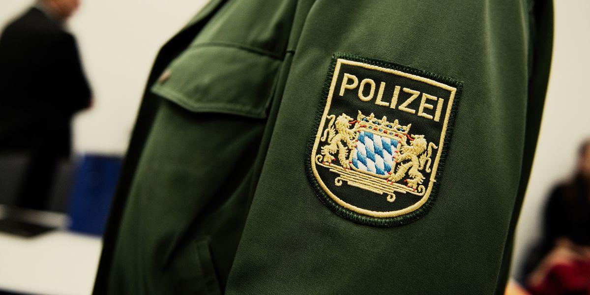 Polizei Reichsbuerger Bayern Dpa Nicolas Armer