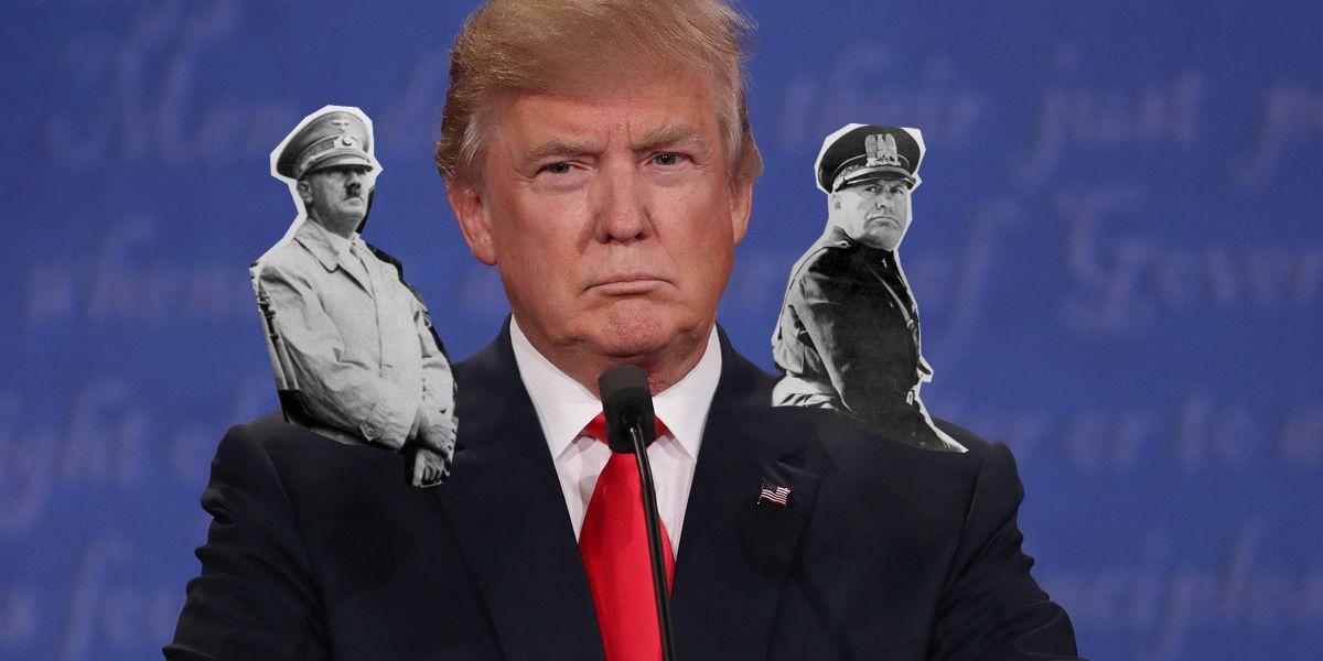 Trump Faschist Epa