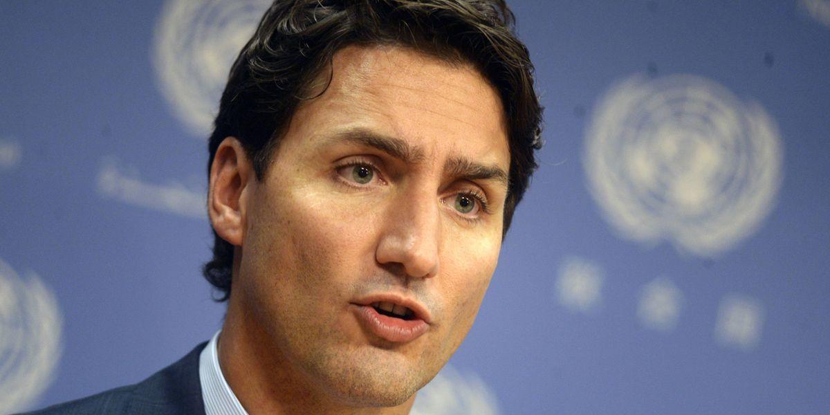 Justin Trudeau Imago