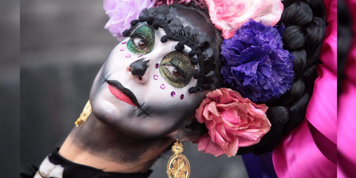 Mexiko Tag Der Toten Aufmacher Epa