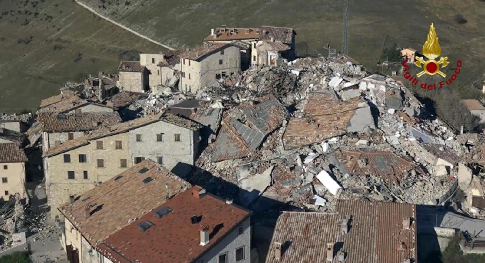 Norcia Erdbeben