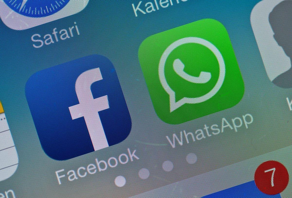 Whatsapp Facebook Daten