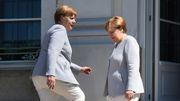 Merkel muss weg! Merkel muss bleiben!
