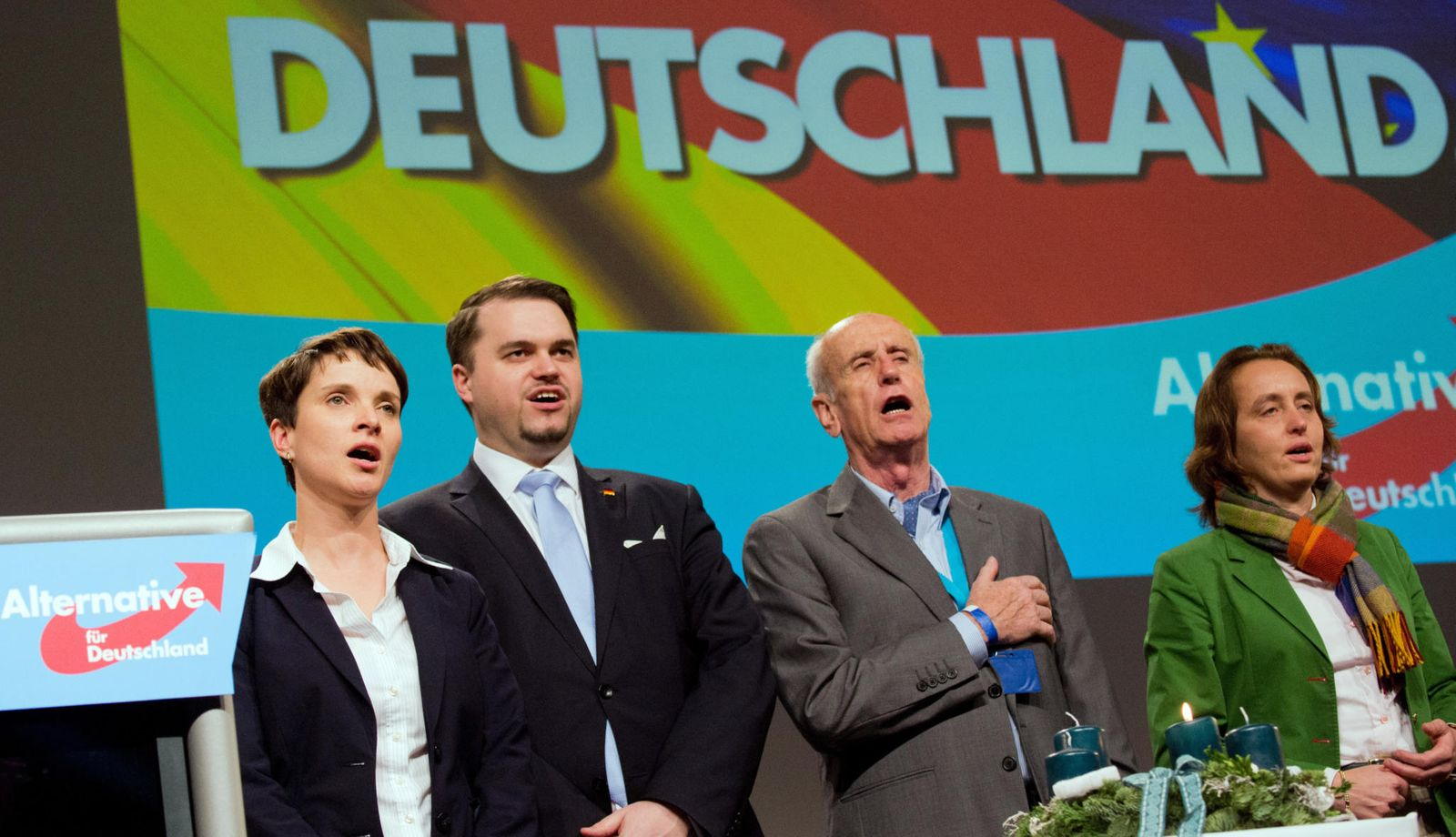 Afd Petry Storch