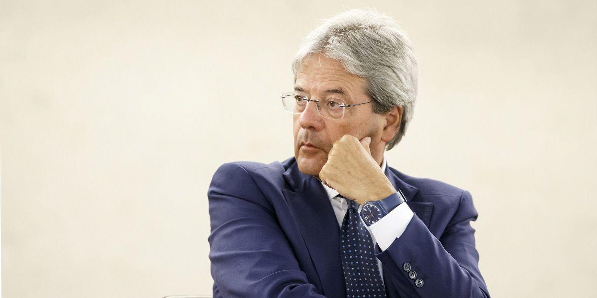 Gentiloni Salvatore Di Nolf Dpa 2