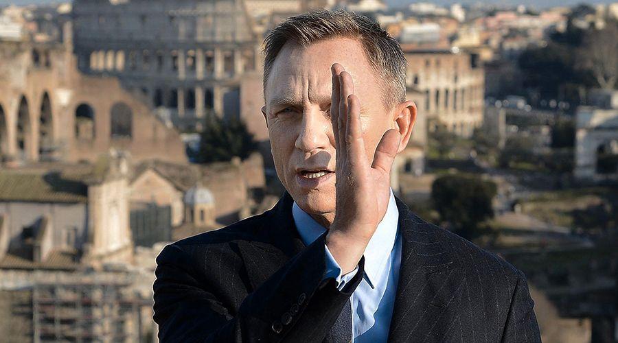 Daniel Craig Dpa