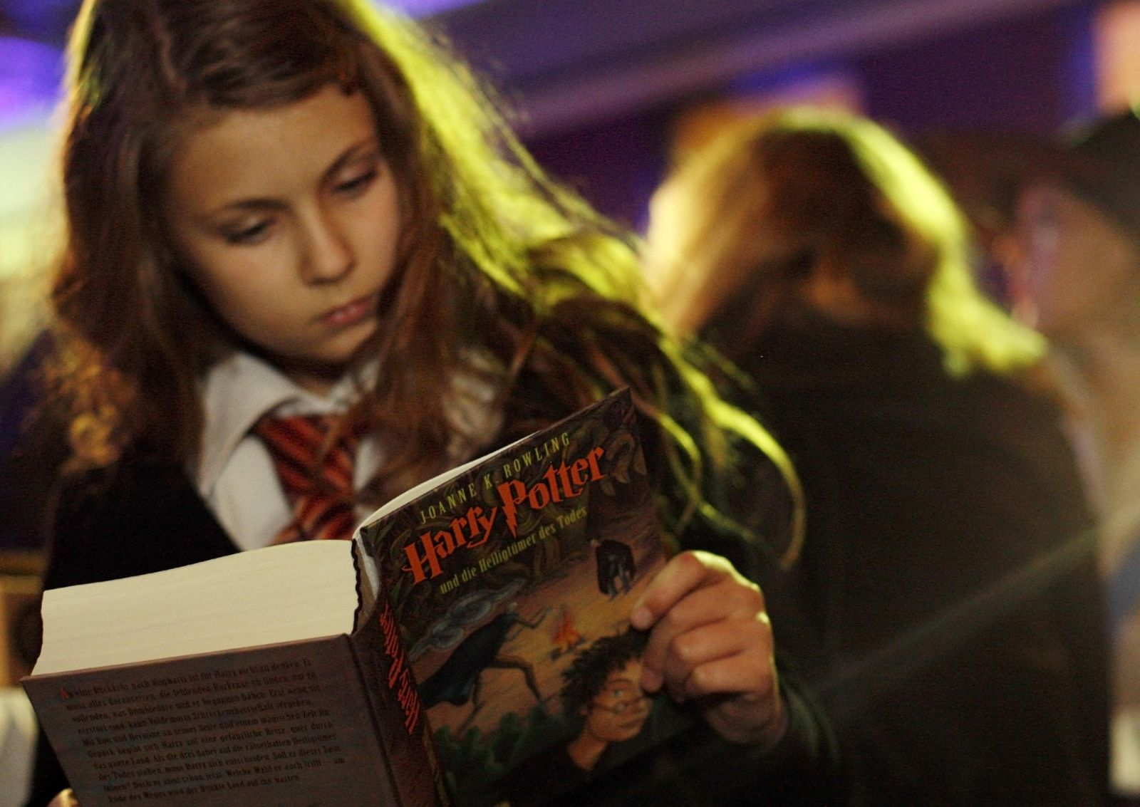Harry Potter Fan Buch